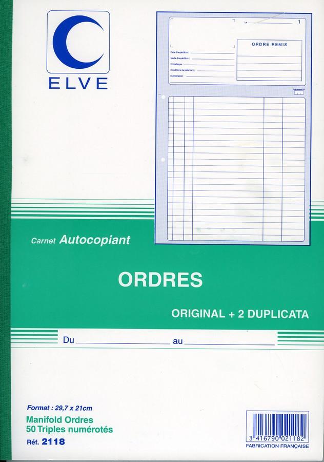 Carnet d'ordre forex